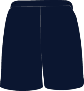 Run Zone Classic Running Shorts With Pockets M/F (Back)