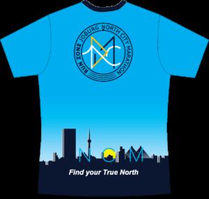 Run Zone Classic Performance T-Shirts M (Back)