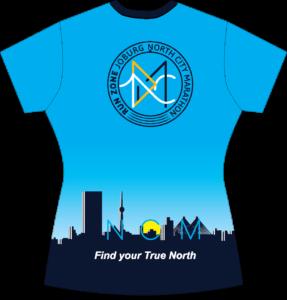 Run Zone Classic Performance T-Shirts F (Back)